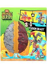 Breakout Beasts Fusion Beast Mattel GGJ66