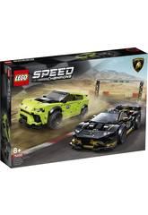 Lego Speed Champions Lamborghini Urus ST-X und Lamborghini Huracan 76899