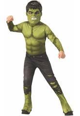 Disfraz Niño Hulk Endgame Classic Talla L Rubies 700648-L
