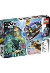 Lego Hidden Sous-marin de J. B. 70433
