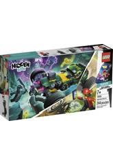 Lego Hidden Voiture de Course Supernaturelle 70434