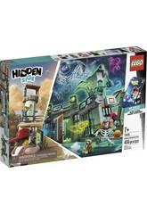 Lego Hidden Prison Abandonnée de Newbury 70435