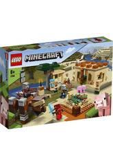 Lego Minecraft La Invasion de los Illager 21160