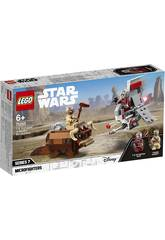 Lego Star Wars Microfighters Salta Céus T-16 VS. Bantha 75265