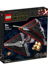 Lego Star Wars Chasseur Tie Sith 75272