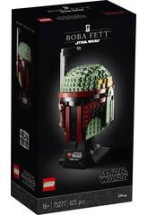 Lego Star Wars Casque de Boba Fett d'Assault 75277