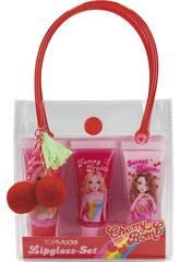 TopModel Gloss Cherry Bomb Lippenstiftset