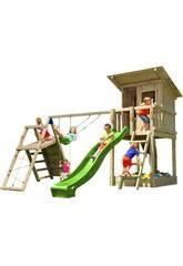Parque Infantil Beach Hut con Challenger Masgames MA812301