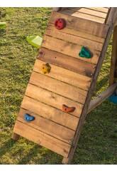 Estructura Rampa para Parque Infantil Masgames MA700013