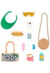 Barbie Accessori di Moda Sunday Funday Mattel GHX33