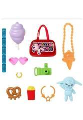 Barbie Accessoires de Mode Weekend Mode Mattel GHX35