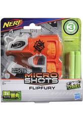 Nerf Microshots Flypfury SE3 Hasbro E3002EU40