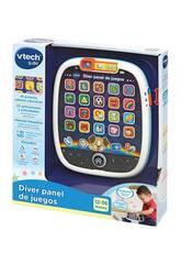 Diver Painel De Jogos Vtech 602922