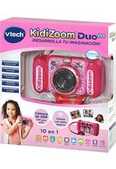 Kidizoom Duo DX 10 In 1 Rosa Vtech 520057