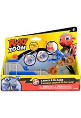 Ricky Zoom Lanzador y Vehículo Bizak 3069 2038