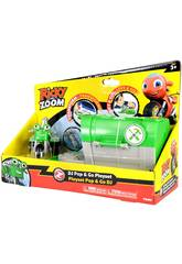 Ricky Zoom Push Pop Station de Jeux Bizak 3069 0030
