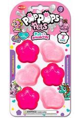 Pop Pops Pets Pack Starter di 6 Bizak 6327 3001