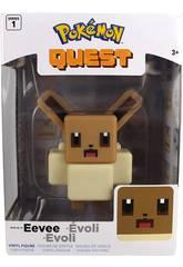Pokémon Quest Figurine Vinyle Bizak 6322 9769