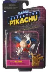 Pokémon Détective Pikachu Figurines de Base Bizak 6322 7597
