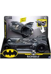 Batman Batmovil 2 en 1 Bizak 6192 7810