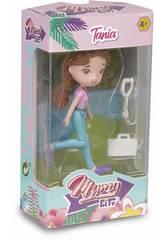 Figurine Mimy City Série 1 Tania Famosa 700015444