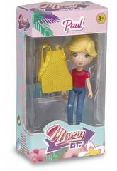 Figura Mimy City Serie 1 Paul Famosa 700015444