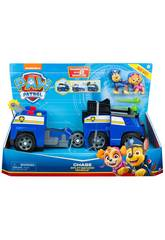 Paw Patrol Veicolo Split Second con Figure Bizak 6192 6789