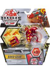 Bakugan Ultra Con Battle Gear Bizak 6192 4443