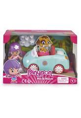 Pinypon Coche con Figura Famosa 700015652