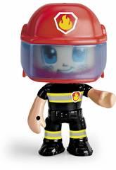 Pin y Pon Action Feuerwehrmann Notlage-Figur Famosa 700014491