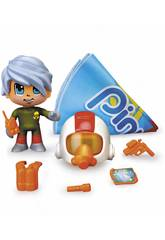 Pinypon Action Set Parachutist von Famosa 700015051