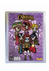 Catrinas Underworld Archivador Fotocards Panini 3911AE