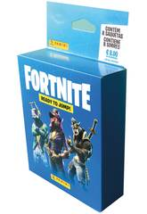 Fortnite Blister 8 Enveloppes Panini 3824KBPT8