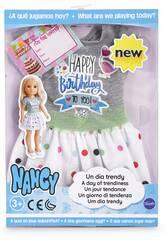 Nancy Une Journée Trendy Robe d'Anniversaire Famosa 700014114
