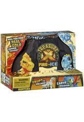 Treasure X Serie 4 Fuego Vs Hielo Famosa 700015740