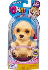 Little Live Pets OMG Perrito Labbie Famosa 700015739