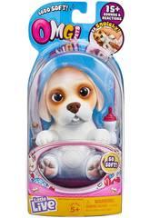 Little Live Pets Omg Cagnolino Beega Famosa 700015739