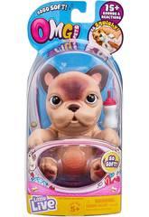 Little Live Pets Omg Petit Chien Pierre Famosa 700015739