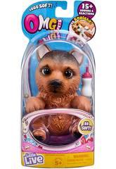 Little Live Pets Omg Cagnolino Shep Famosa 700015739