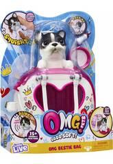 Little Live Pets Omg Saco com Cachorro Famosa 700015503