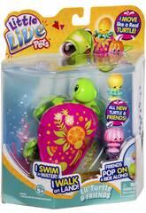 Little Live Pets Lil'Turtle & Friends Frutta Famosa 700015180
