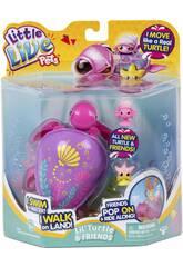 Little Live Pets Lil'Turtle & Friends Barriera Corallina Famosa 700015180
