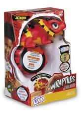 Little Live Pets Wrapples Wraptiles Lizzagon Famosa 700015403