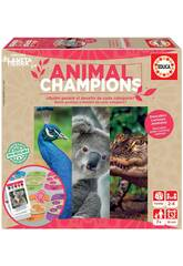 Planeta Tierra Animales Campeones Educa 18708