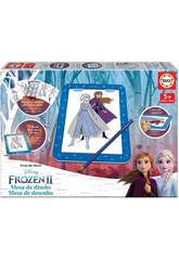 Frozen 2 Table Desing Educa 18369