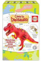 Crea y Moldea Tu T-Rex Educa 18352