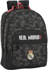 Mochila Doble Adaptable a Carro Real Madrid Safta 611924560