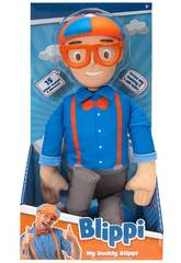 Blippi Figura com Sons Toy Partner BLP0047