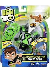 Ben 10 Alien Projection Omnitrix Giochi Preziosi BEN56000