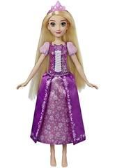 Princesas Disney Muñeca Rapunzel Música Brillante Hasbro E3149